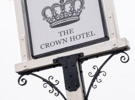 The Crown Hotel, hotel ad Alton