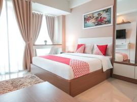 OYO Flagship 755 Appartel Grand Dhika City, hotel in Bekasi