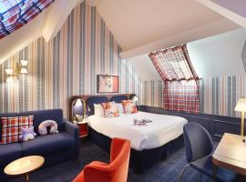 Hôtel Le Cheval Blanc, hotel near Disneyland Paris, Jossigny