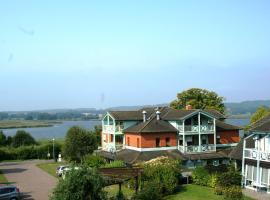 Ferienwohnungen im Haus am See, resort village in Seedorf