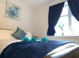 Grand Central Executive Apartments, apartment in Derby