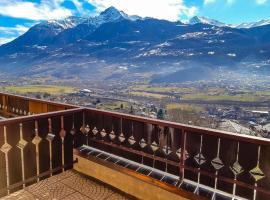 Hotel Panoramique, Hotel in Aosta