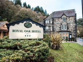 Royal Oak Hotel, hotel in Betws-y-coed