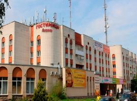Ассоль, отель в Кирове