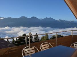 Alpenparadies, hotel in Beatenberg
