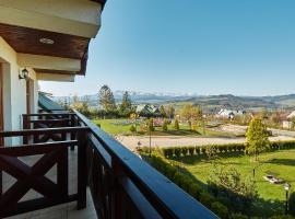 Kinga Hotel Wellness – hotel w Czorsztynie