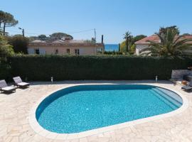 Pre Fleuri, hotel with pools in Antibes