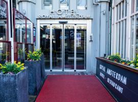 Royal Amsterdam Hotel, hotel near Skinny bridge, Amsterdam