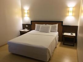 Master Express Lima e Silva - Cidade Baixa, hotel near Rio Grande do Sul Art Museum, Porto Alegre