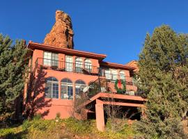 The Penrose Bed & Breakfast, boutique hotel in Sedona