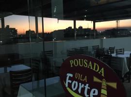 Pousada Vila Forte, hotel em Cabo Frio