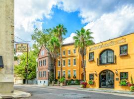 Andrew Pinckney Inn, boutique hotel in Charleston