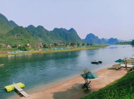 Oxalis Home, hotel in Phong Nha