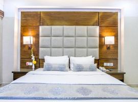 White Palace Hotel, hotel in Dhaka