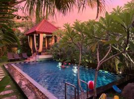 Villa Evelyn, vila di Yogyakarta