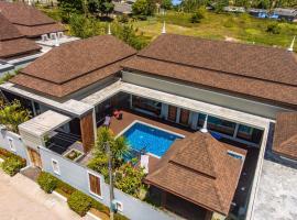 Narintara Villas - FREE TUK-TUK SERVICE, villa in Ao Nang Beach