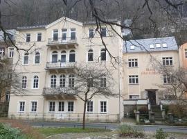 Haus Moritzburg, apartment in Bad Schandau