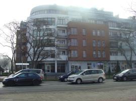 Świnoujscie-Platan, accessible hotel in Świnoujście