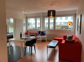 Geneva Cozy, apartment in Geneva