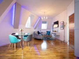 Leeds Super Luxurious Apartments, apartment in Leeds