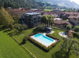 Da Elda Natural Retreat, Hotel in Ledro