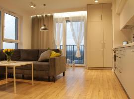 Apartment Arche Matejki – apartament w Łodzi