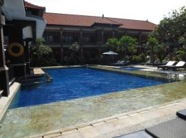 Swastika Bungalows, hotel in Sanur