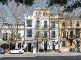 La Parada del Marqués, hotel conveniente a Siviglia