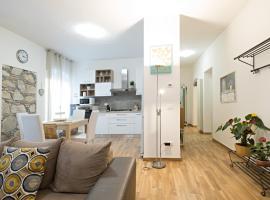 Glamour, apartment in Viareggio