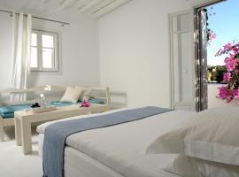 Kapetan Tasos Suites, hotel near Pollonia Beach, Pollonia