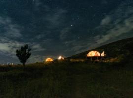 Bajo el Cielo Glamping, luxury tent in Guatavita