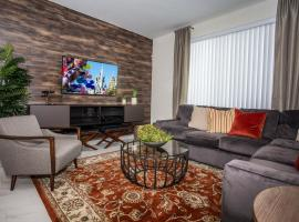 Four Bedrooms at StoreyLakeResort 3063, resort in Kissimmee
