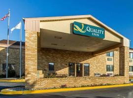Quality Inn Burlington near Hwy 34, hotel in Burlington