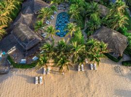 Sailing Club Resort Mui Ne, spa hotel in Mui Ne
