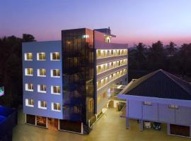Hotel Park Residency, accessible hotel in Kozhikode