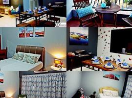 JJ Homestay Marina Court, apartment in Kota Kinabalu