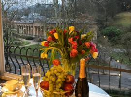 Reichel-Appartements, Ferienwohnung mit Hotelservice in Baden-Baden