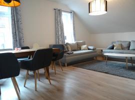 Apartment Elisa, hotel met parkeren in Osnabrück