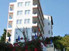 Hotel Royal, отель в городе Аланья, рядом находится Луна-парк Алании