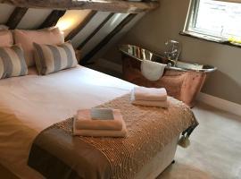 Galtres Lodge Hotel & Restaurant, hotel en York