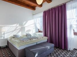Hotel Salety, hotel ve Valticích