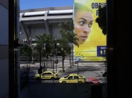 Hostel Varandas do Maracanã, hotel poblíž významného místa Stadion Maracanã, Rio de Janeiro