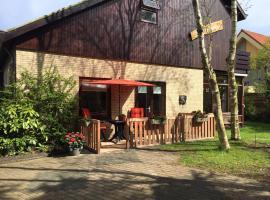 De Vier Berken 2, self catering accommodation in De Koog