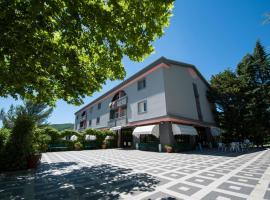 Hotel Terme Cappetta, hotell i Contursi