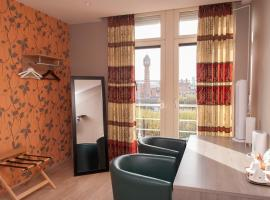 Hotel Castel, hotel in Ghent