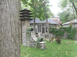 Buffalo Historic District Hide Away, apartment in Buffalo
