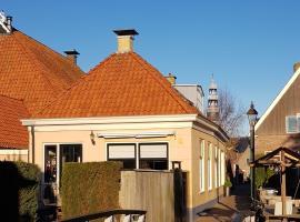 Atelier B&B 'Sinnestriel', budget hotel in Hindeloopen