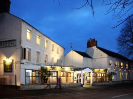 The Columbia Hotel, hotel near Northampton Cathedral, Wellingborough