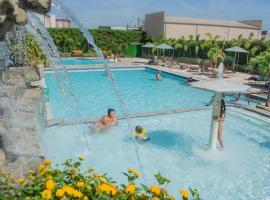 Hotel Itatiaia das Thermas, hotel em Caldas Novas