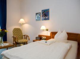 Central Inn Hotel garni, hôtel à Eppelborn